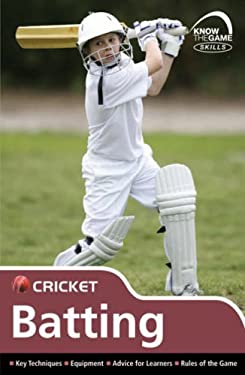 Skills: Cricket - Batting 9780713687033