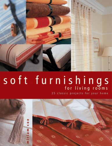 Soft Furnishings for Living Rooms 9780713480412