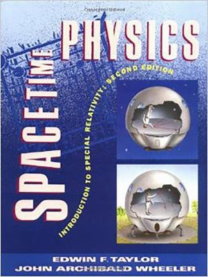 Spacetime Physics 9780716723271