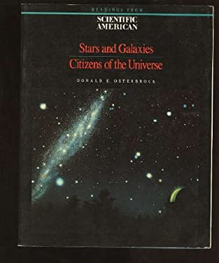 Stars and Galaxies: Citizens of the Universe: Readings from Scientific American Magazine 9780716720690