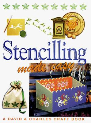 Stencilling Made Easy 9780715305621