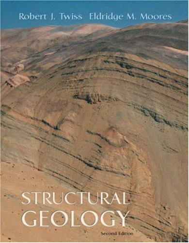 Structural Geology 9780716749516