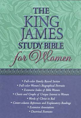 Study Bible for Women-KJV 9780718003548