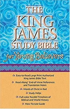Study Bible for Young Believers-KJV-Giant Print 9780718003739