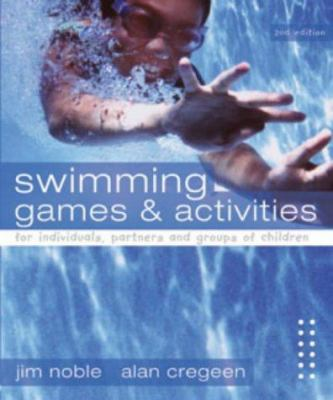 Swimming Games and Activities 9780713670332
