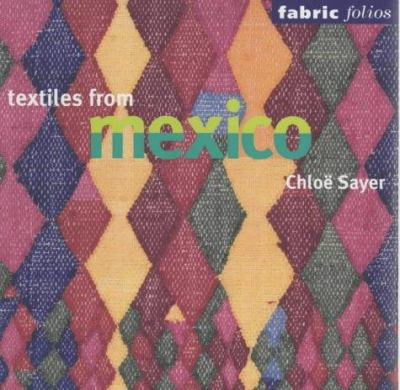 Textiles from Mexico 9780714125626