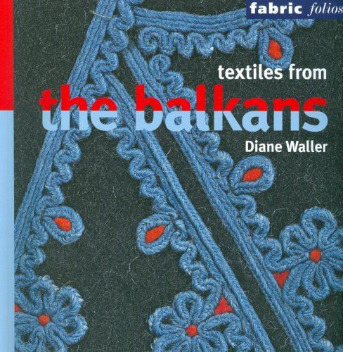 Textiles from the Balkans 9780714125831