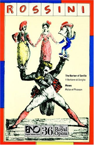 The Barber of Seville/Moses: English National Opera Guide 36 9780714540801