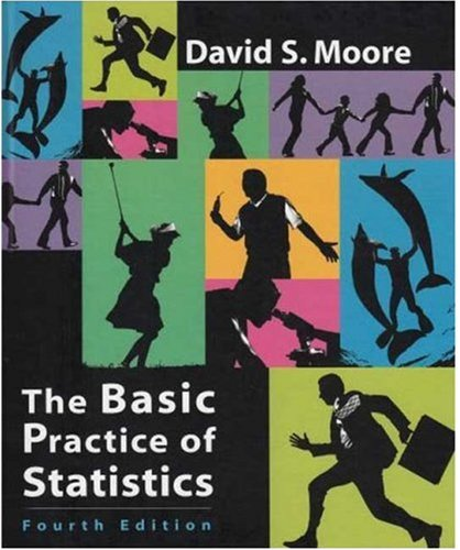 The Basic Practice of Statistics [With CDROM] 9780716774631