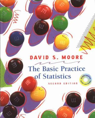 The Basic Practice of Statistics [With CDROM] 9780716736271