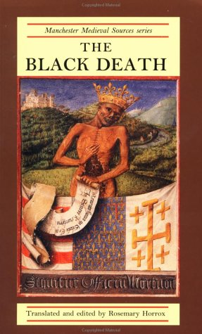 The Black Death 9780719034985