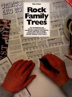 The Complete Rock Family Trees 9780711904651