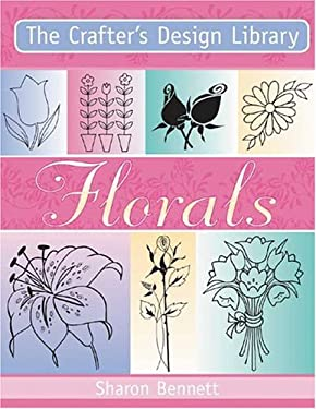 The Crafter's Design Library - Florals 9780715318331