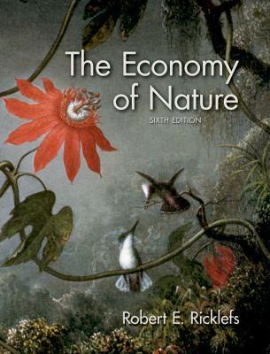 The Economy of Nature 9780716786979