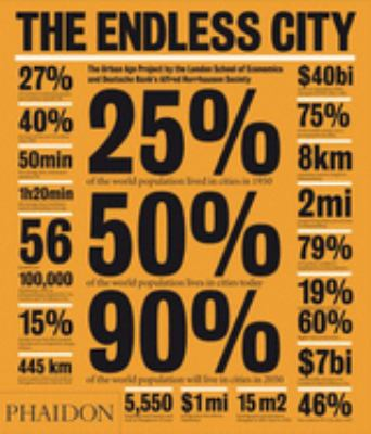 The Endless City: The Urban Age Project by the London School of Economics and Deutsche Bank's Alfred Herrhausen Society 9780714848204