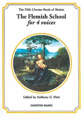 The Flemish School for 4 Voices 9780711920262