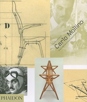 The Furniture of Carlo Mollino 9780714857787