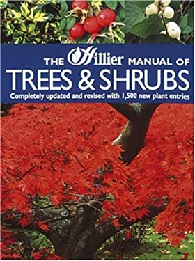 The Hillier Manual of Trees & Shrubs 9780715310731