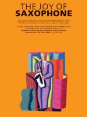 The Joy of Saxophone 9780711925083