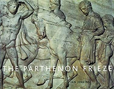 The Parthenon Frieze 9780714122373