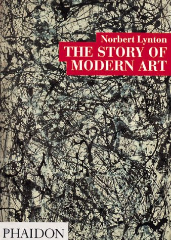 The Story of Modern Art 9780714824222