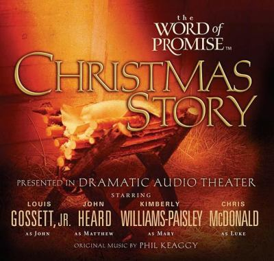 The Word of Promise Christmas Story 9780718024147