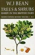 Trees and Shrubs Hardy in the British Isles 9780719517907
