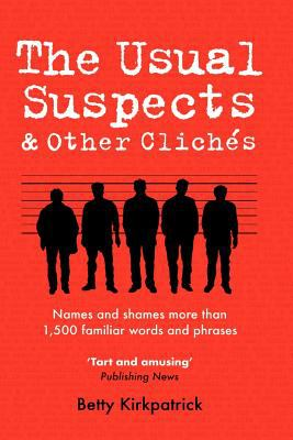 Usual Suspects & Other Cliches (Large Print)