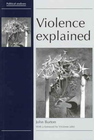 Violence Explained 9780719050480