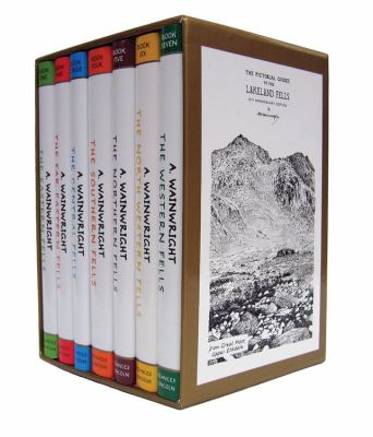 Wainwright Pictorial Guides Boxed Set 9780711224612