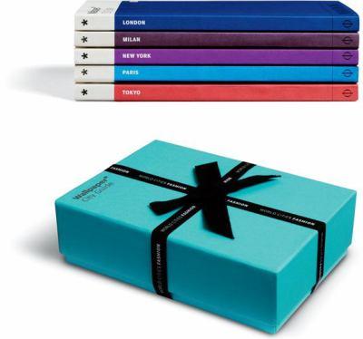 Wallpaper City Guides Fashion Boxed Set: London, Milan, New York, Paris and Tokyo