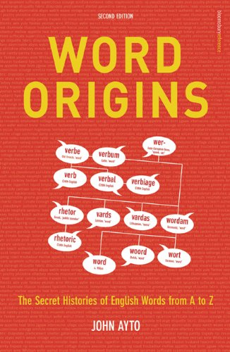 Word Origins: The Hidden Histories of English Words from A to Z 9780713674989