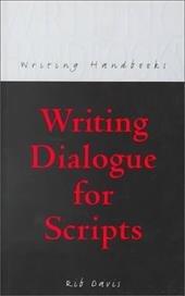 Writing Dialogue for Scripts 2604312