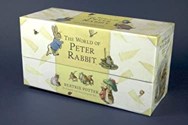 The Original Peter Rabbit Presentation Box 1-23 R/I 9780723257639