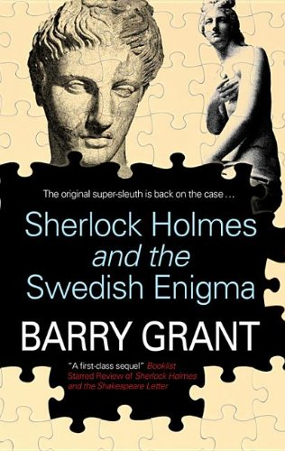 Sherlock Holmes and the Swedish Enigma 9780727881281
