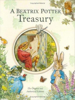 A Beatrix Potter Treasury 9780723259572