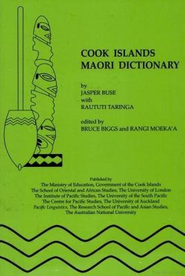 A Cook Islands Maori Dictionary 9780728602304