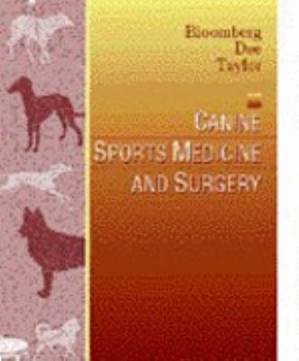 Canine Sports Medicine and Surgery 9780721650227