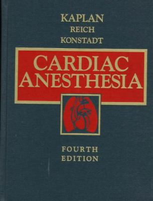Cardiac Anesthesia 9780721675091