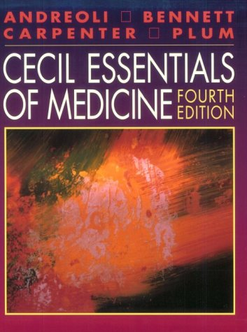 Cecil Essentials of Medicine 9780721666976