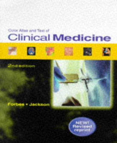 Color Atlas and Text of Clinical Medicine 9780723421986