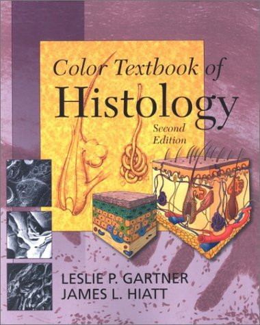 Color Textbook of Histology 9780721688060