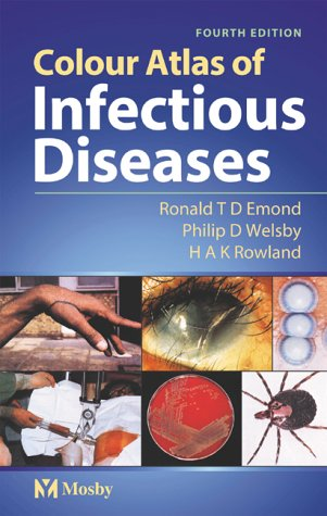 Colour Atlas of Infectious Diseases 9780723433101