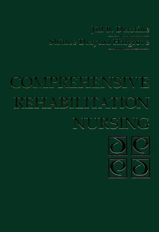 Comprehensive Rehabilitation Nursing 9780721669779
