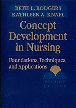 Concept Development in Nursing: Foundations, Techniques, and Applications 9780721682433