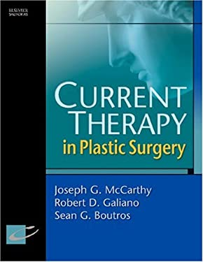 Current Therapy in Plastic Surgery 9780721600000