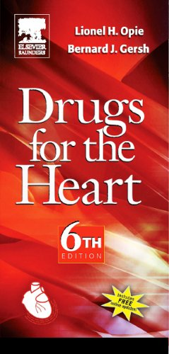 Drugs for the Heart: Text with Online Updates 9780721628394