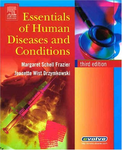 Essentials of Human Disease and Conditions 9780721602561