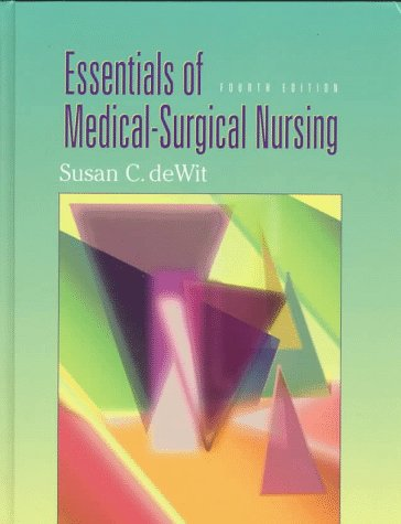 Essentials of Medical-Surgical Nursing 9780721669205