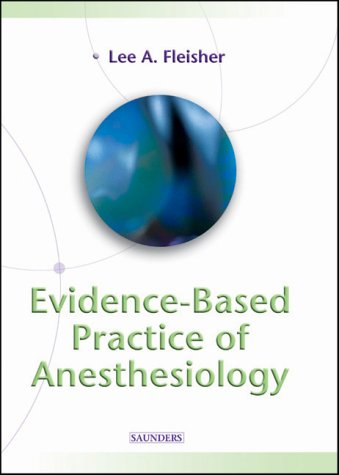 Evidence-Based Pract of Anesthes